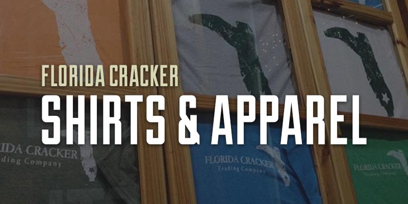 Florida Cracker Micro Fiber Shirt Alt