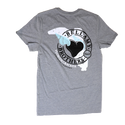 BELLAMY BROS- ATHLETIC HEATHER UNISEX T-SHIRT