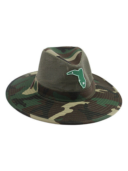 SAFARI CAMO HAT