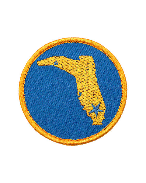 Round Sticker Patch