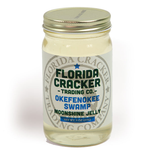 JELLY - OKEFENOKEE SWAMP MOONSHINE
