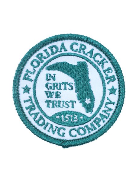 KID PATCH- ROUND IGWT