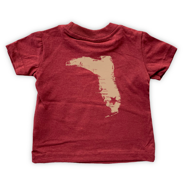MAROON TALLAHASSEE TODDLER