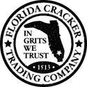 In Grits We Trust- BADGE DECAL
