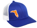 KIDS BLUE & ORANGE TRUCKER