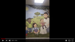 Church Murals For Kids