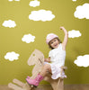 Cloud Mural Wall Decals