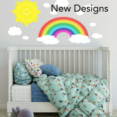 New Designs Kids Room Murals