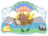 Noah'S Ark Wall Decals Murals