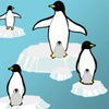 Penguin Wall Decals Murals
