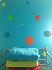Kids Dot Wall Decor