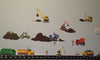 Transportation Wall Decals Murals