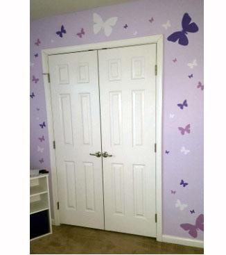 ... Butterly Wall Decor Stickers ...