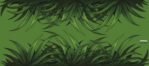 Jungle Grass Wall Border - Create-A-Mural