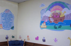 murals for kids