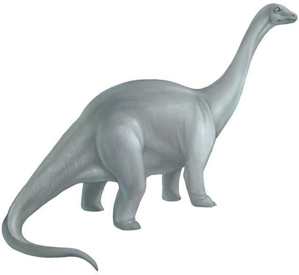 Apatosaurus Giant Dinosaur Wall Decals