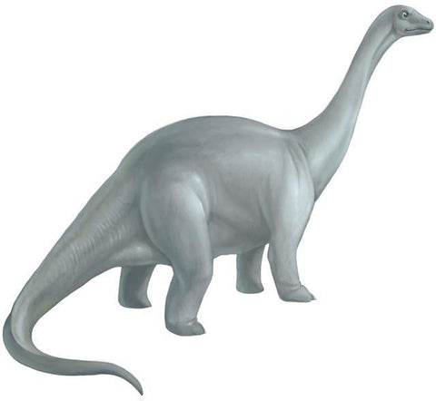 Apatosaurus Giant Mural Wall Decals