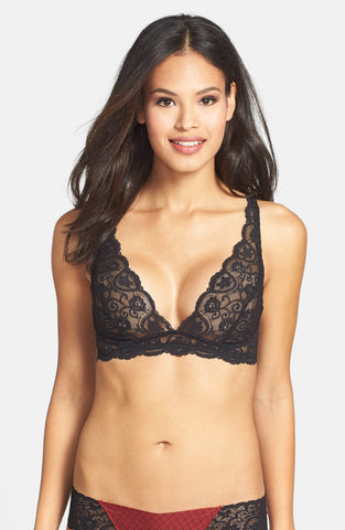 'Tulip' Lace Triangle Bra