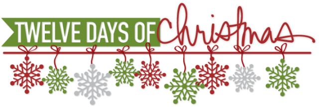 The 6th day of Christmas: Clown's shoes by Rebecca F. John