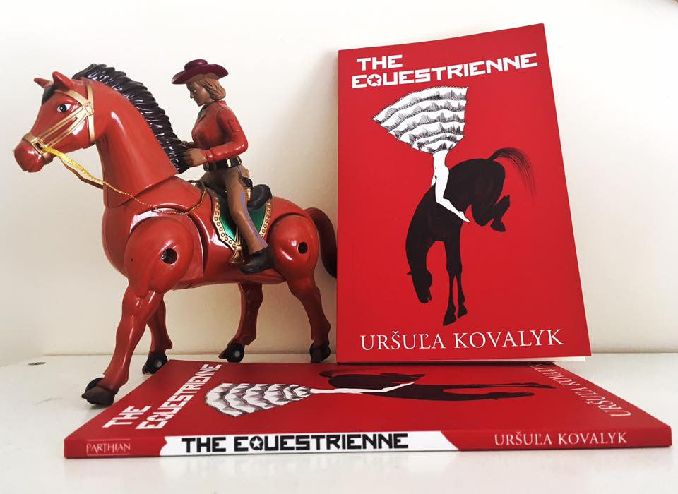 The Equestrienne is a 'riotous, funny and painful parable'