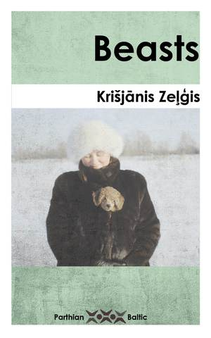 First Thursday: Latvian poet Krišjānis Zeļģis reads from 'Beasts'