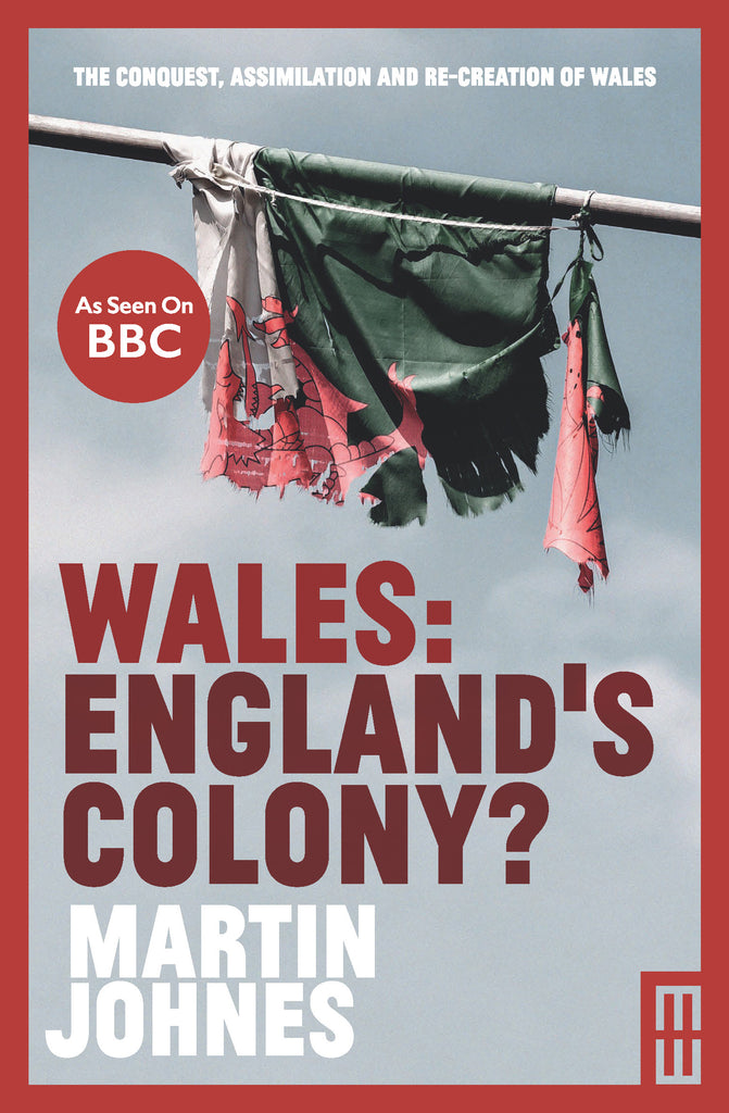 Wales: England's Colony? Premiere TONIGHT!