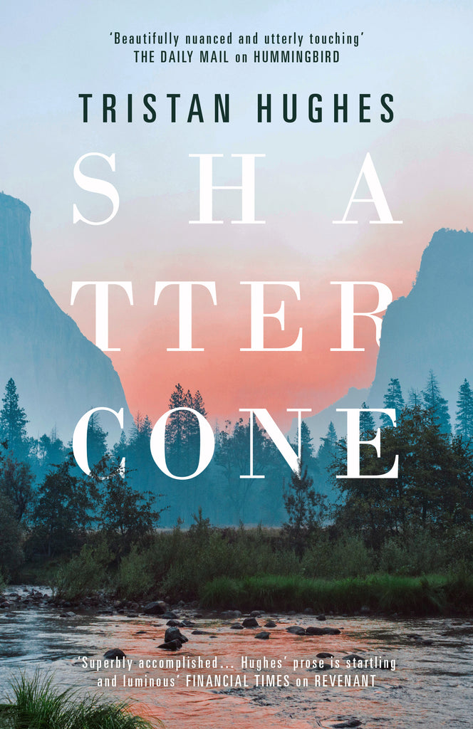 Wales Arts Review reviews 'Shattercone', and it's a good one
