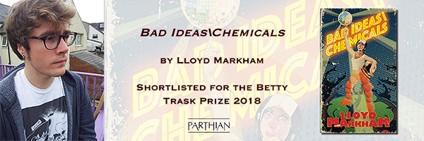 Bad Ideas\Chemicals Shortlisted for the Betty Trask Prize 2018