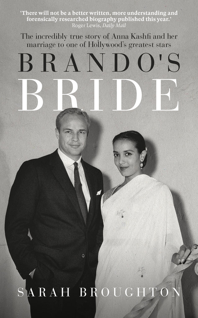 Sarah Broughton makes the shortlist for the Wales Book of the Year Award with 'Brando's Bride'!