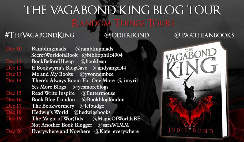 The Vagabond King blog tour!
