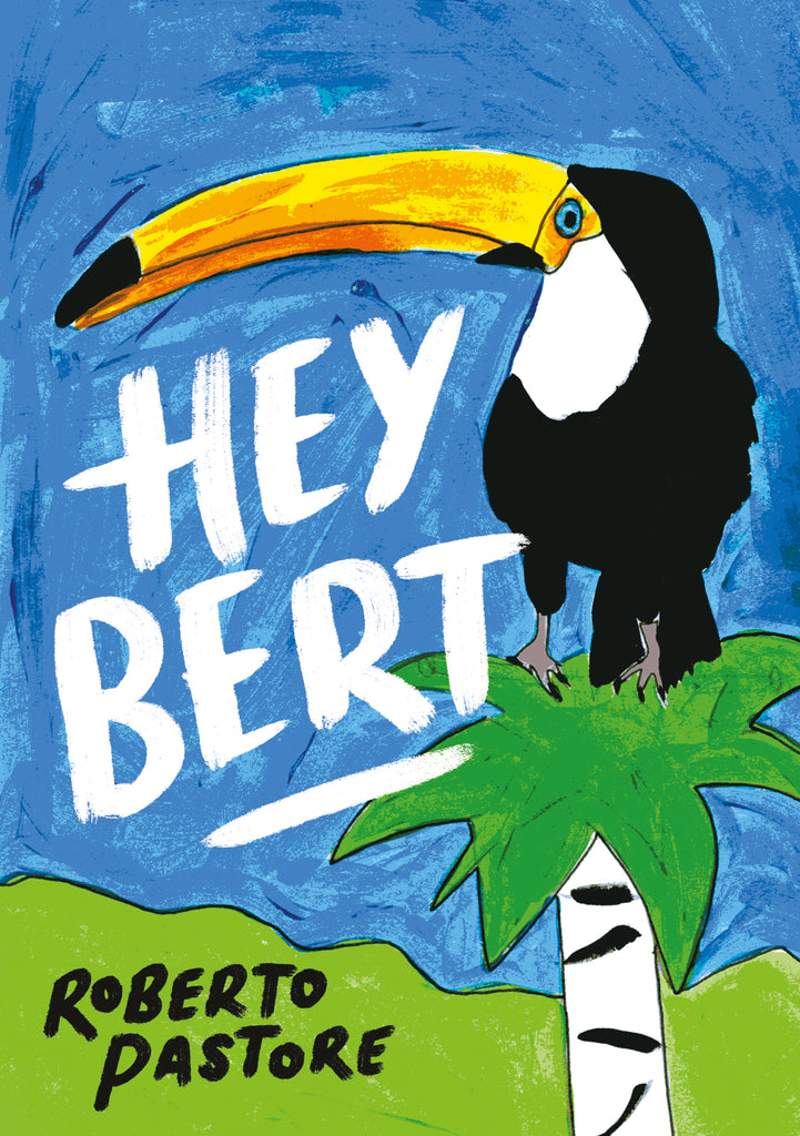 Book Review: Hey Bert