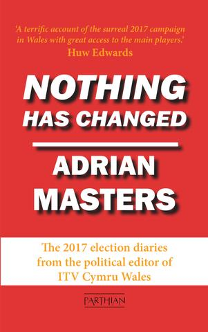 Nothing has Changed Book Launch with Adrian Masters