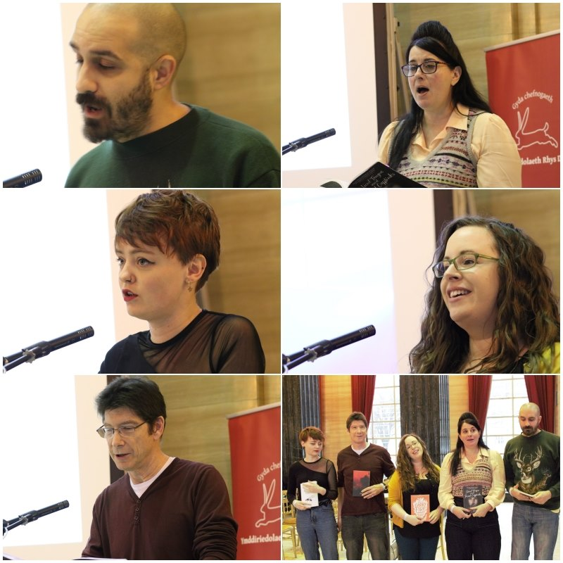 The New Poetry Showcase at Cardiff Poetry Festival