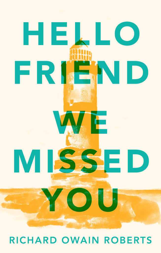 Hello Friend We Missed You makes the shortlist for The Guardian's Not the Booker prize