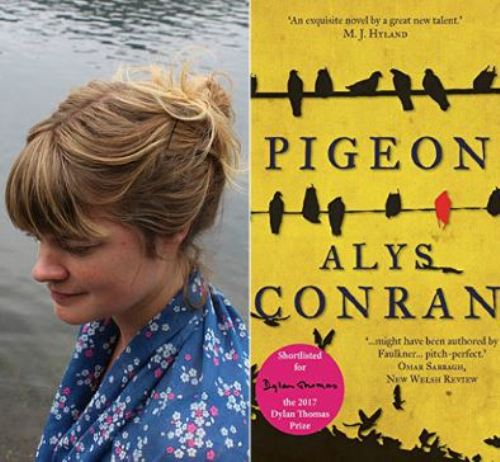 A Hat Trick for Alys Conran at Wales Book of the Year 2017