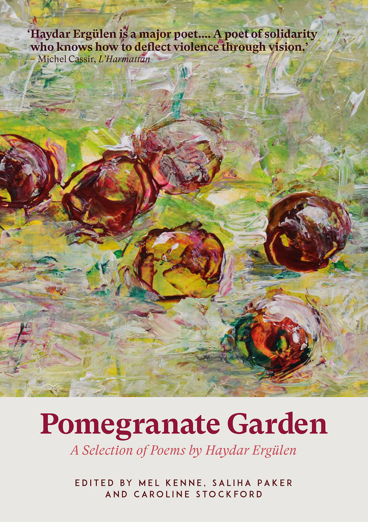 World Literature Today Review: Pomegranate Garden