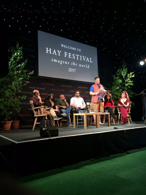 Hay Festival Wales 2017 Podcast: Indian and Welsh authors explore the meaning of place