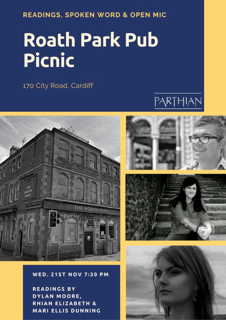Our New Monthly Cardiff Event: Picnic at the Roath Park Pub