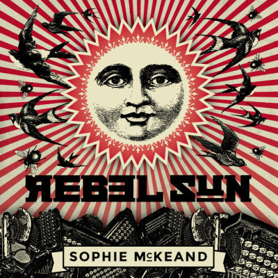 Sophie McKeand Blogs about Rebel Sun for Poetry Wales