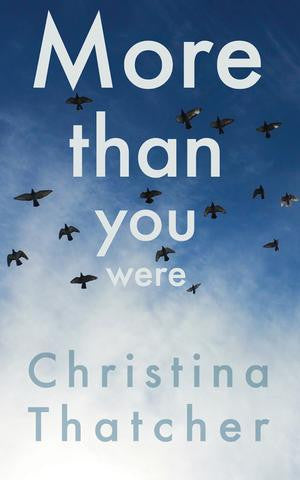 Created to Read's book blogger Rachel Carney finds Christina Thatcher's debut 'full of tenderness'
