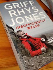 Insufficiently Welsh - Photo credit: Adrian Masters