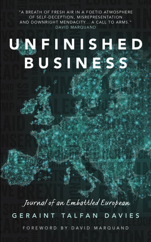 Unfinished Business: Journal of an Embattled European