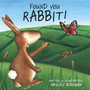 Found You Rabbit