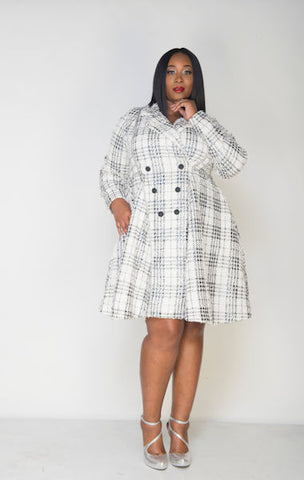ANDREA Coat Dress LAST ONE !!!