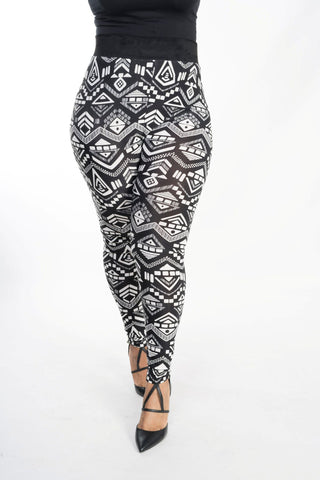 Lunar tribal leggings LAST CHANCE!!!