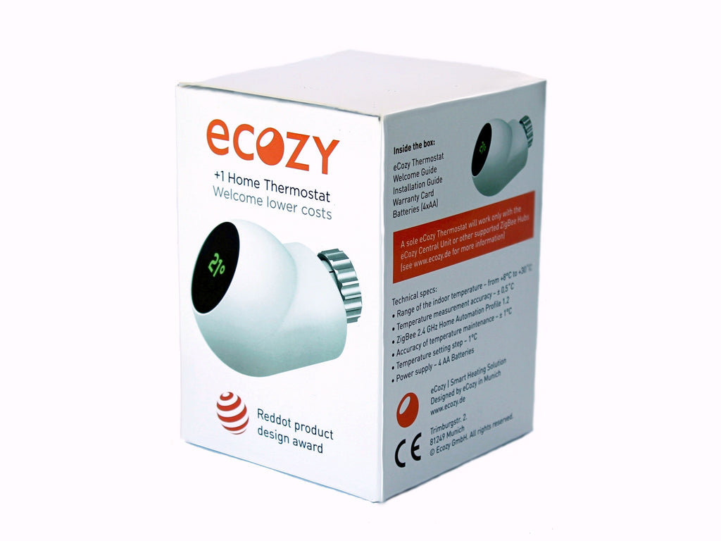 eCozy Smart Thermostat REFURBISHED