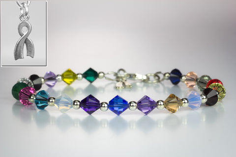 Our Hope Crystal Bracelet
