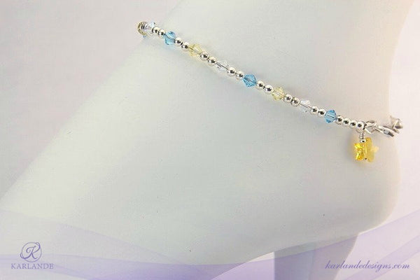 Children's Wish Anklet