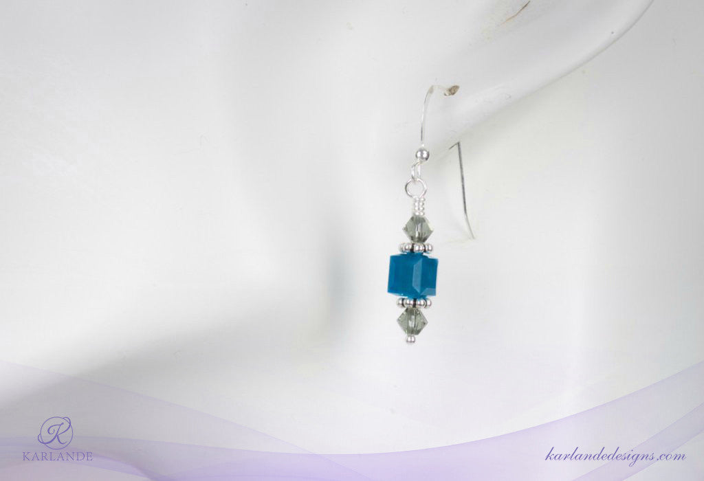 Diabetes Awareness Earrings
