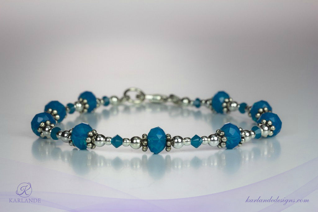 Parkinson's Awareness Bracelet
